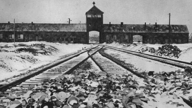 Jahrestag/ KZ Auschwitz/ Befreiung