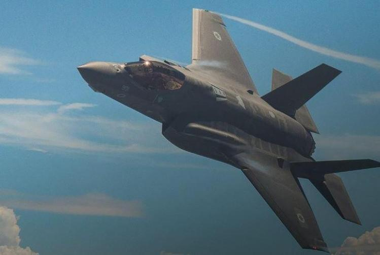 Four-nations-join-Israel-for-military-exercises-with-the-F-35